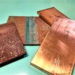 Měděné desky - anody