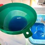 Filtrování galvanické lázně